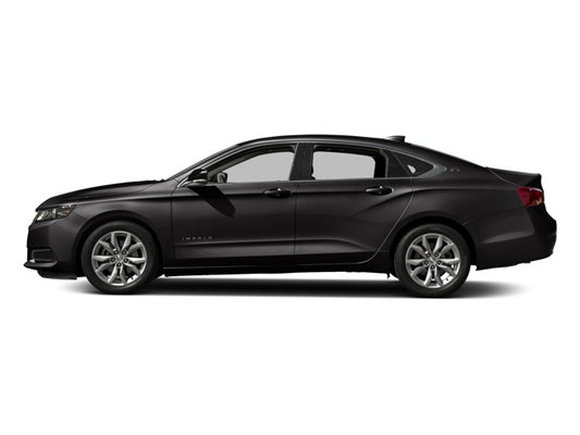 2017 Chevrolet Impala Lt In Vacaville Ca Mazda Of