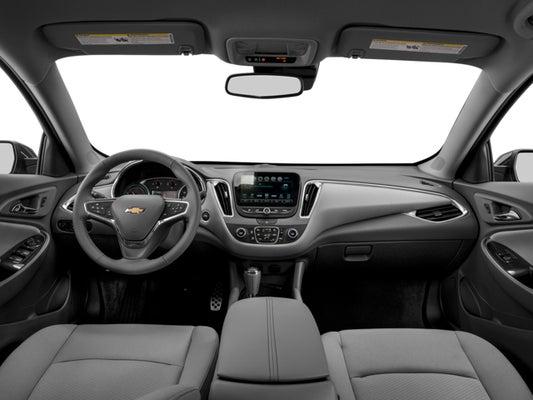 2017 Chevrolet Malibu Hybrid In Vacaville Ca Mazda Of