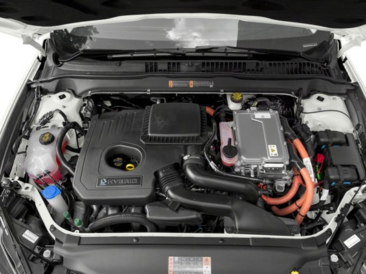 2017 Ford Fusion Hybrid Se In Vacaville Ca Mazda Of